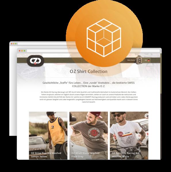 WooCommerce Schweiz Onlineshop